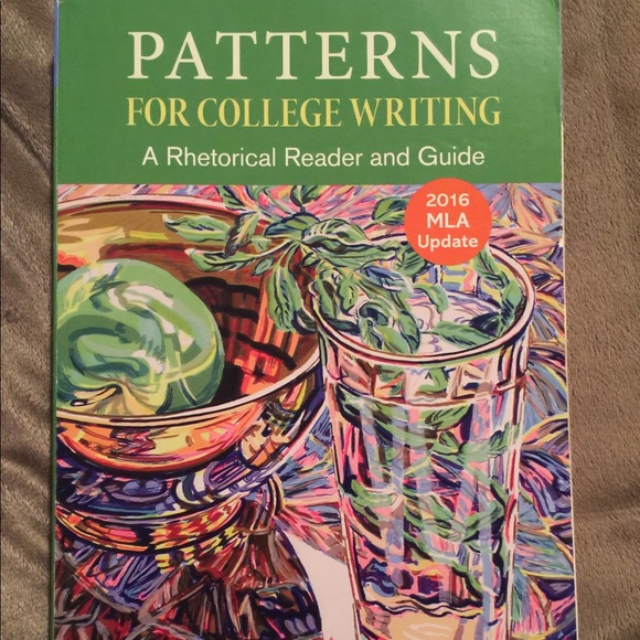 Other Patterns For College Writing Poshmark Enchanting Patterns For College Writing